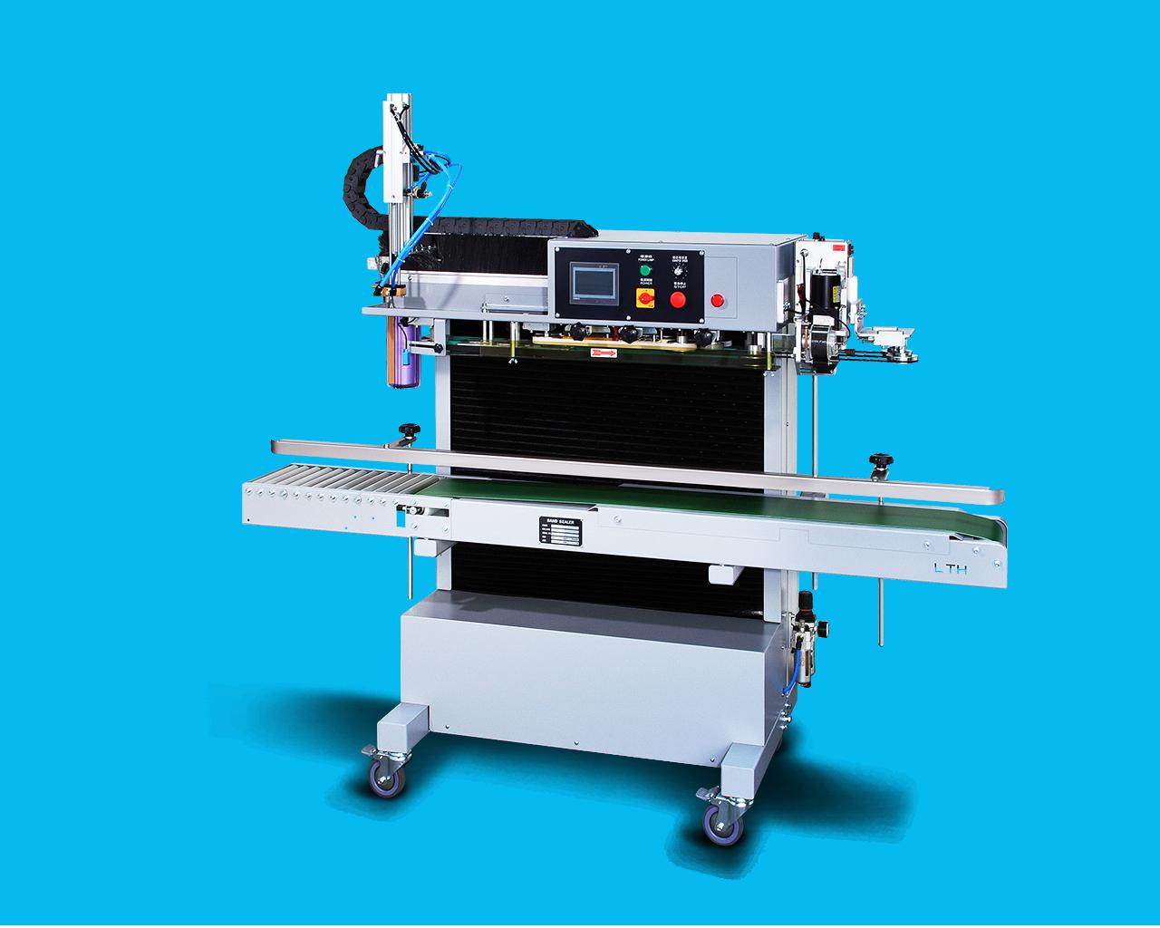 sealer machine、Desktop Band Sealer、Horizontal Band Sealer、Heavy-Duty Band Sealer、Vertical Band Sealer