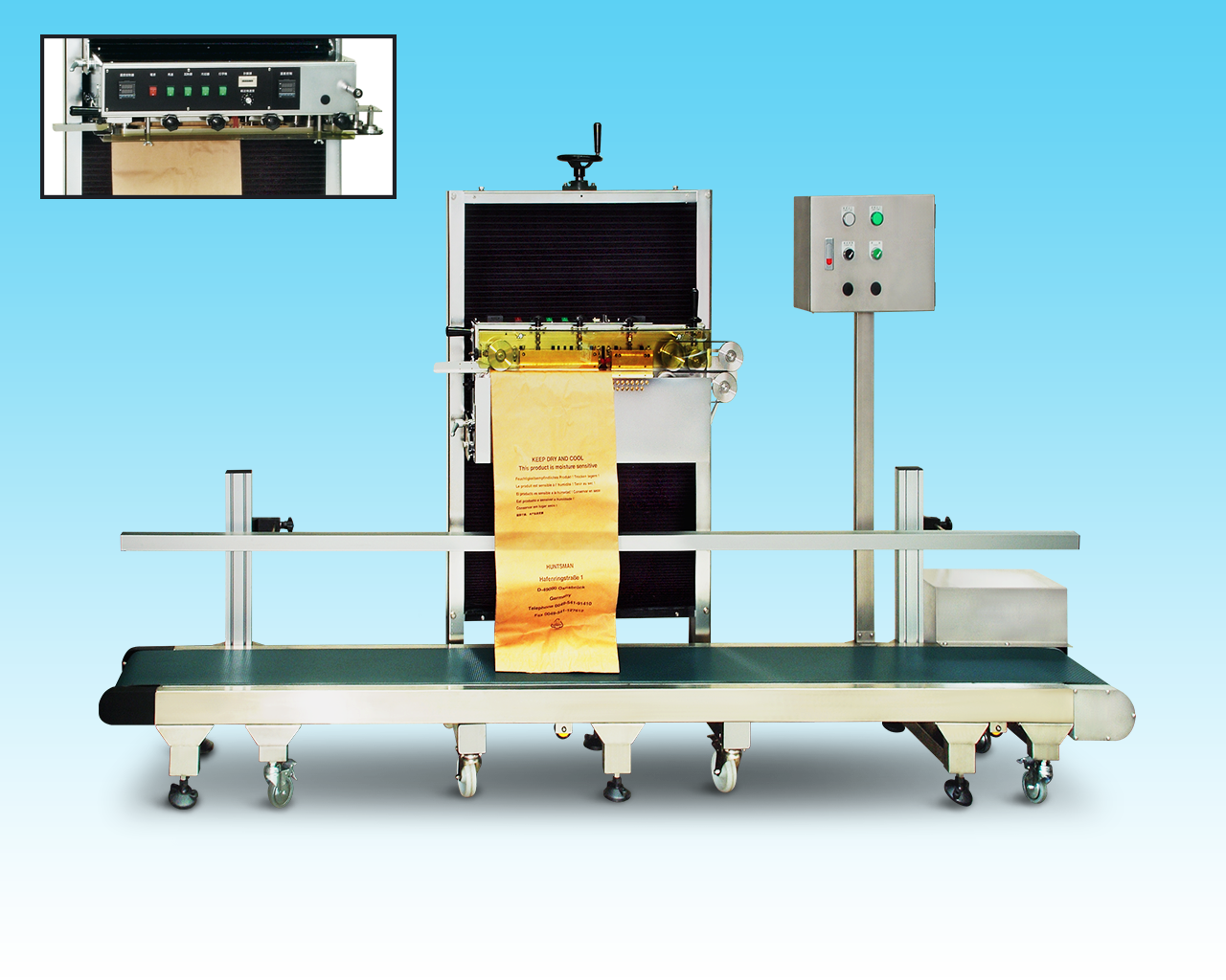 band sealing、band sealer、sealing packaging、sealing packaging machine、sealing machinery、sealer machine