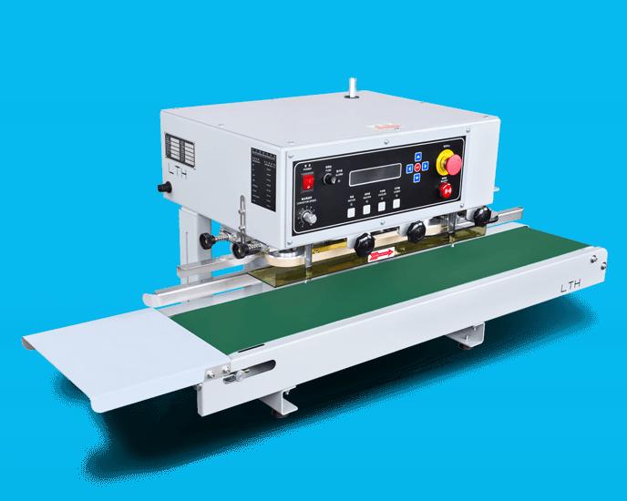 Desktop Band Sealer、band sealer、 band sealing、sealing  packaging、sealing  packaging machine、sealing  machinery、Showy Industrial CO., LTD